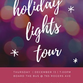 Rogers Society Holiday Lights Tour