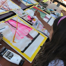 Portola Valley TEEN Summer Art Camp (ages 12 to 17)