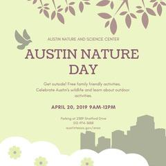 Austin Nature Day