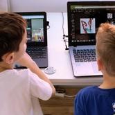 Kids Learning Code: Summer Entrepreneurship Camp - Toronto
