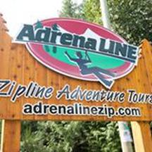 Adrena LINE Zipline Adventures Tours