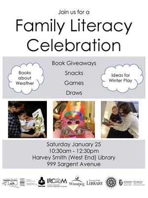Family Literacy Day