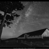 The Night Sky Above Point Reyes & Joshua Tree  Celestial Photography by Marty Knapp – Art Exhibition
