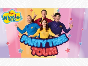 The Wiggles Party Time Tour
