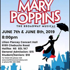 Broadway Company Players Presents ~Mary Poppins~