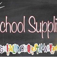 Teacher Supply Party