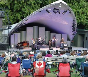 Summer Entertainment at The Butchart Gardens