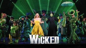 Wicked Musical in Edmonton, AB at Northern Alberta Jubilee