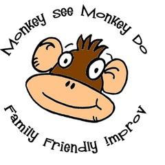 Monkey See, Monkey Do (Family Improv)