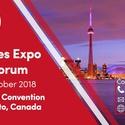 Smart Cities Expo World Forum 9-10th October 2018, Metro Toronto Convention...
