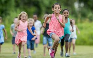 Free Active Kids 1K Fun Run & Fun Zone