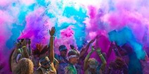 Sacramento Color Craze Run