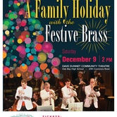 A Family Holiday with the Festive Brass