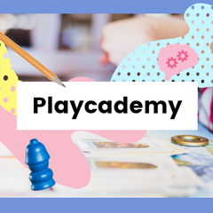Playcademy - Critical Thinking & Writing through Gameplay!