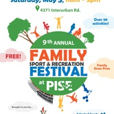 9th Annual Family Sport & Recreation Festival