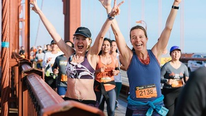 2019 Golden Gate Half Marathon and 5k