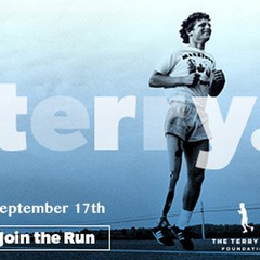 Calgary Terry Fox Run
