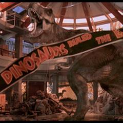 FREE-B: Jurassic Park | Outdoor Movie at Beacon Hill Park