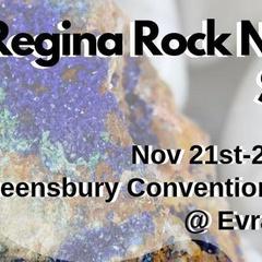 The Fall Regina Rock n' Gem Show