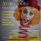Not-Quite April Fools Fun-Raiser