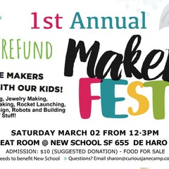 1st Annual PREFund Maker Fest