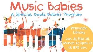 Music Babies at Warmack