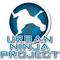 Urban Ninja Project of Lexington's logo
