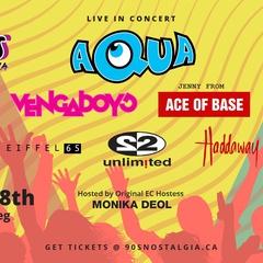 90's Nostalgia Electric Circus Edition: Winnipeg