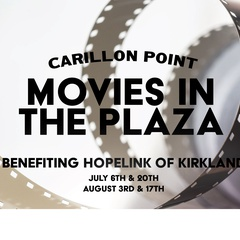 """Movies In The Plaza: """"Crazy Rich Asians"""""""