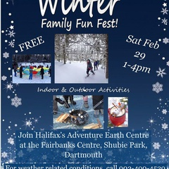 Shubie Park Family Winter Fest
