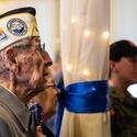 The Lough legacy veterans parade