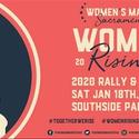 Women's March Sacramento 2020