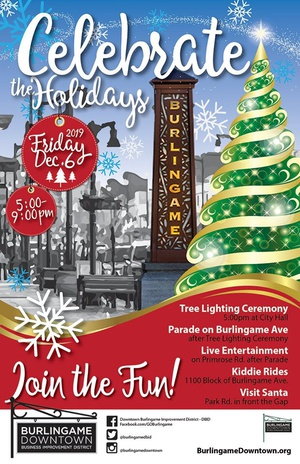 Downtown Tree Lighting & Holiday Parade