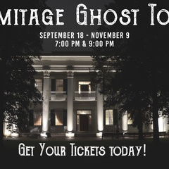 Hermitage Ghost Tours