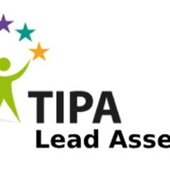 TIPA Lead Assessor 2 Days Training in Edmonton