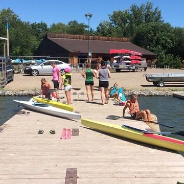 Wascana Racing Canoe Club's promotion image