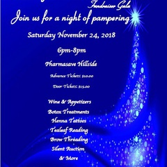 A Night to SPARKLE Fundraiser Gala