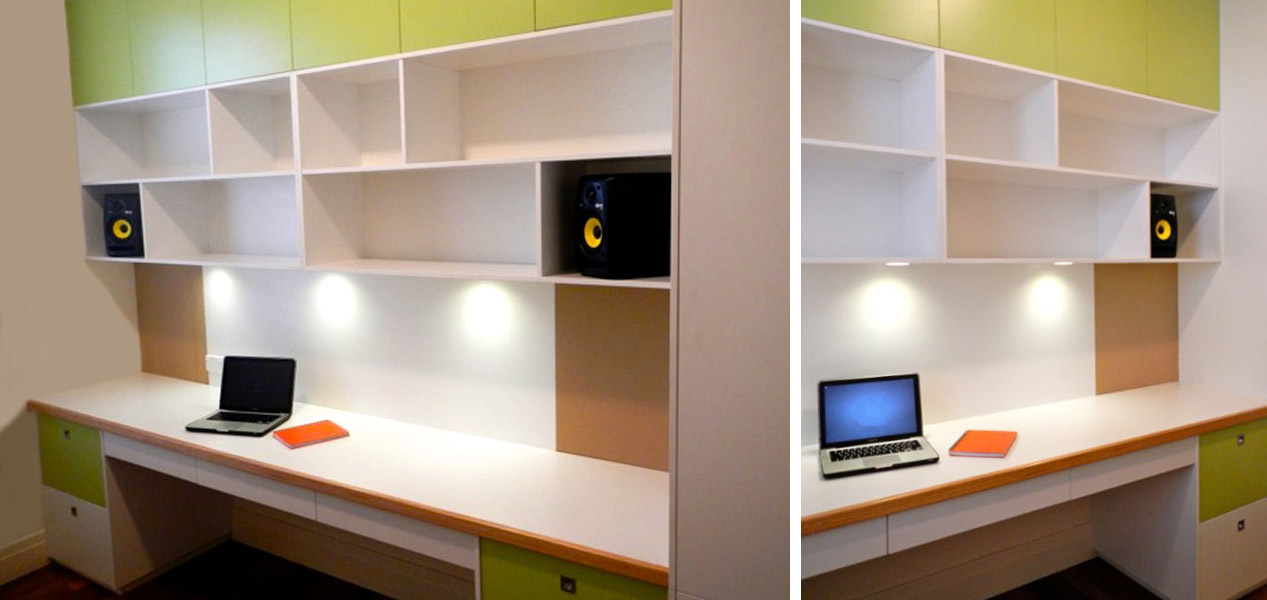 Using Custom Cabinets To Improve Your Home Office Design
