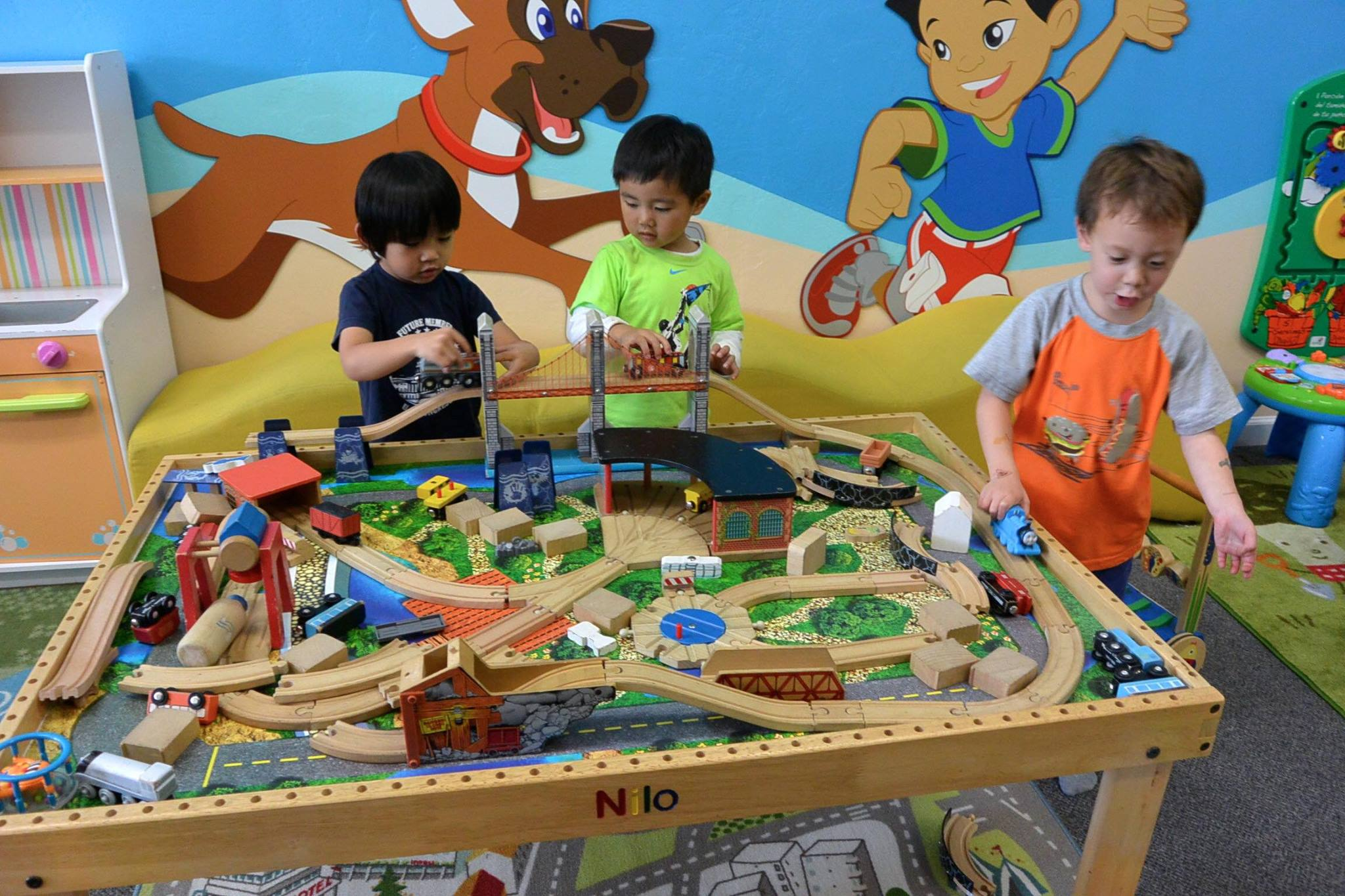 Top 12 Indoor Play Places in the Bay Area