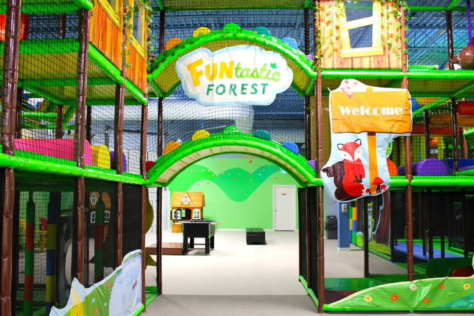 childrens play places in toronto
