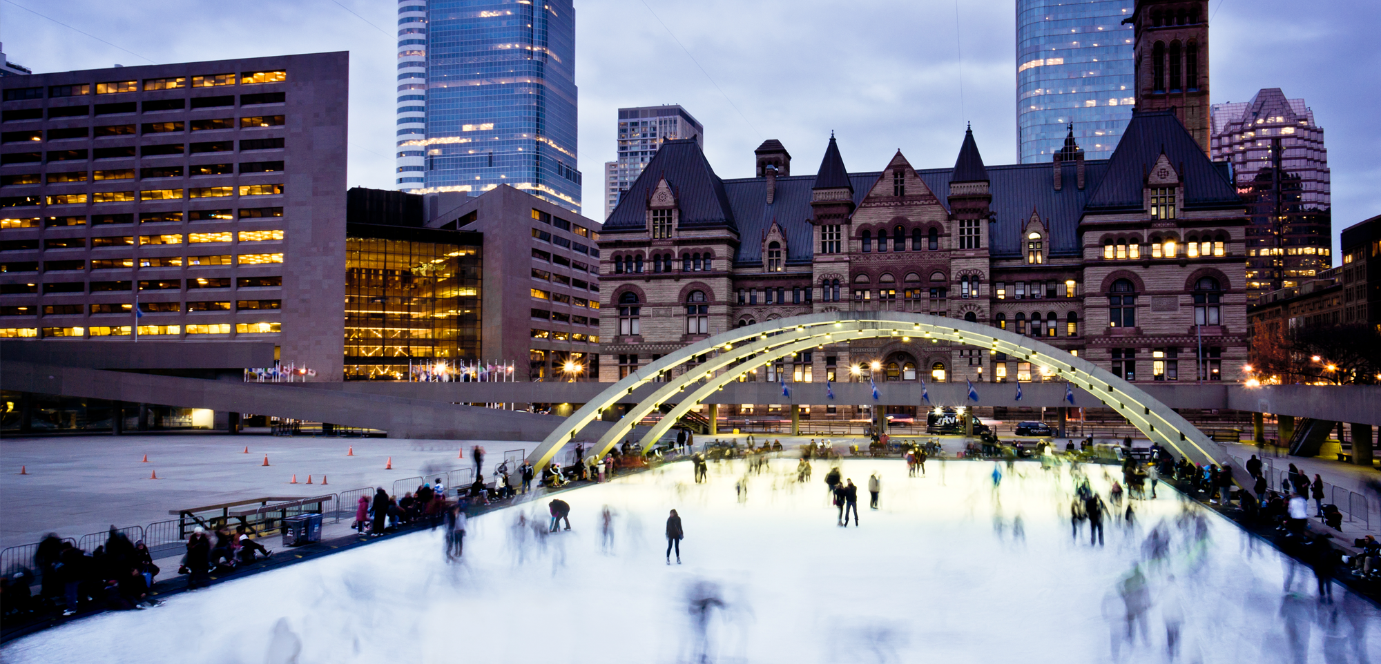 15 Free Or Really Cheap Kids Activities In Toronto This Winter
