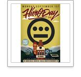 3rd Annual HIERO DAY 2014 - Hip-Hop Music Festival